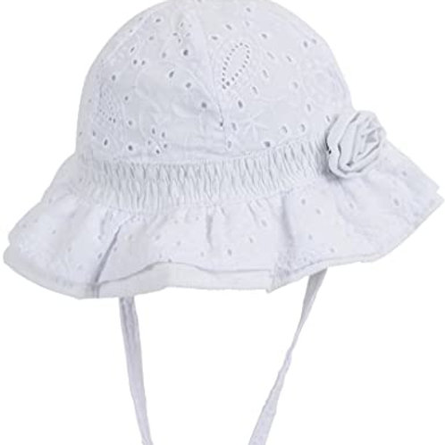 Millymook White Bell Agapantha Sun Hat