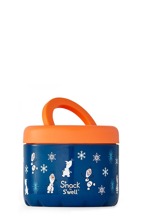 Snack by S'well Frozen 2 Trusty Sidekick 24 oz Food Container