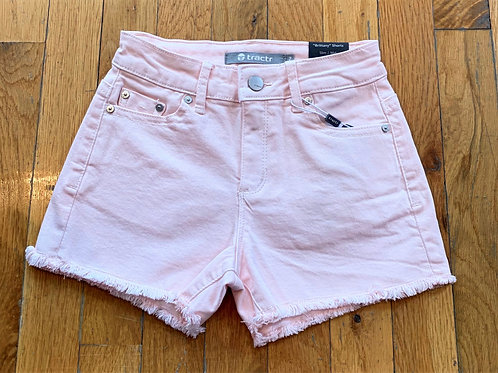 Tractr Brittany Short Light Pink