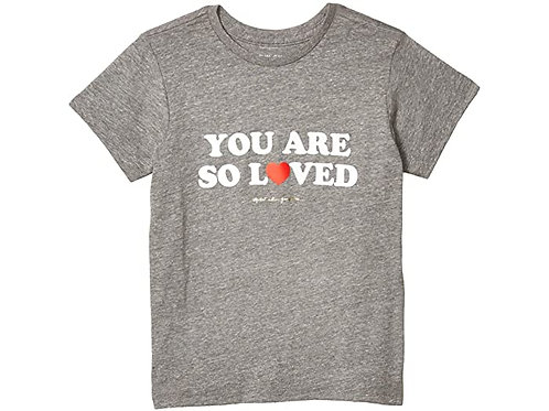 Spiritual Gangster You Are So Loved Tee