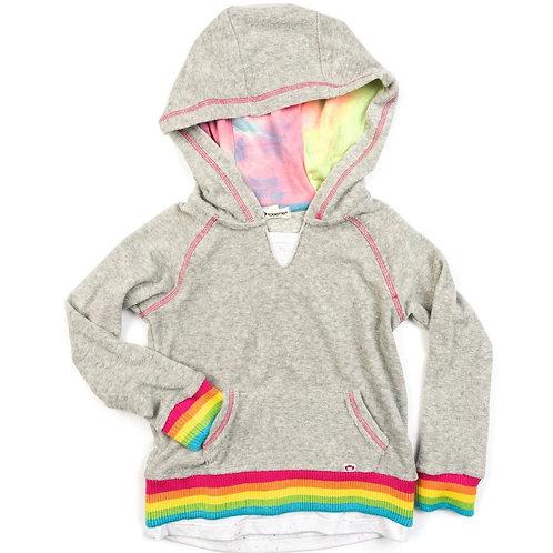 Appaman Rainbow Edge Hoodie
