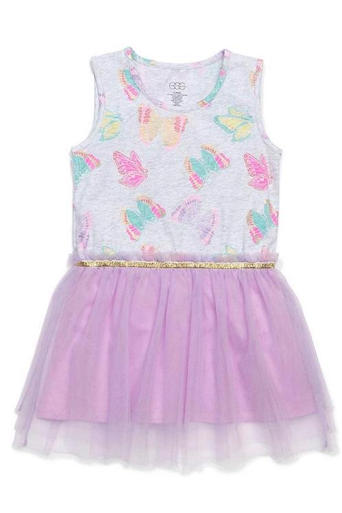 Egg Butterfly Dress