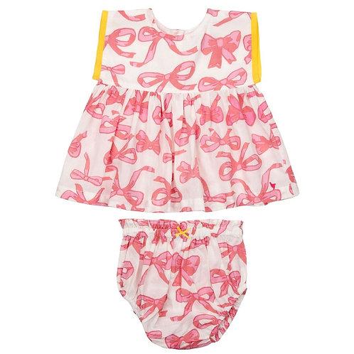 Pink Chicken Niley Dress Set