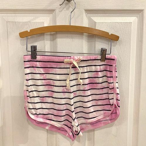 T 2 Love Pink Stripe Short