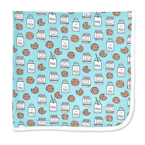 Magentic me blanket milk & cookies