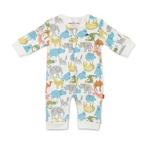 Magnetic Me Zoo Crew Organic Coverall