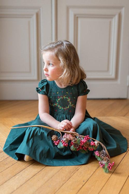 Antoinette Paris Holiday Green