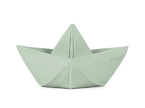 Origami bath toy or teether