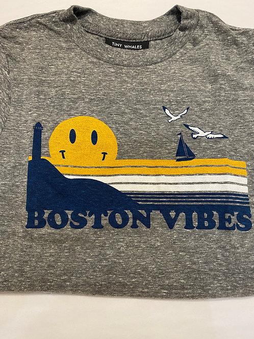 Boston Vibes tee