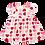 Thumbnail: Pink Chicken Erin Valentine Dress