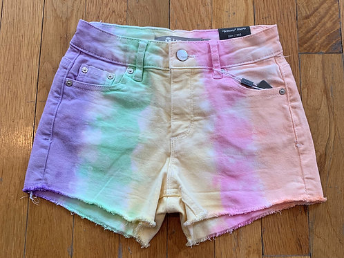 Tractr Rainbow Ombre Brittany Short
