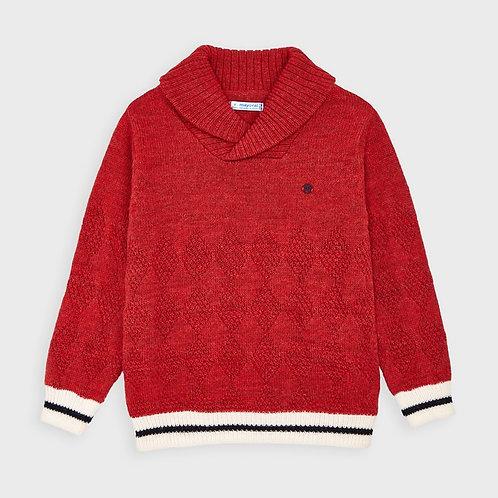 Mayoral Cherry Sweater