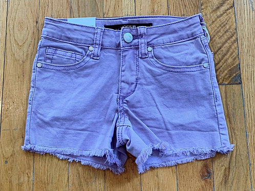 Joe's Markie Mid Rise Short Purple