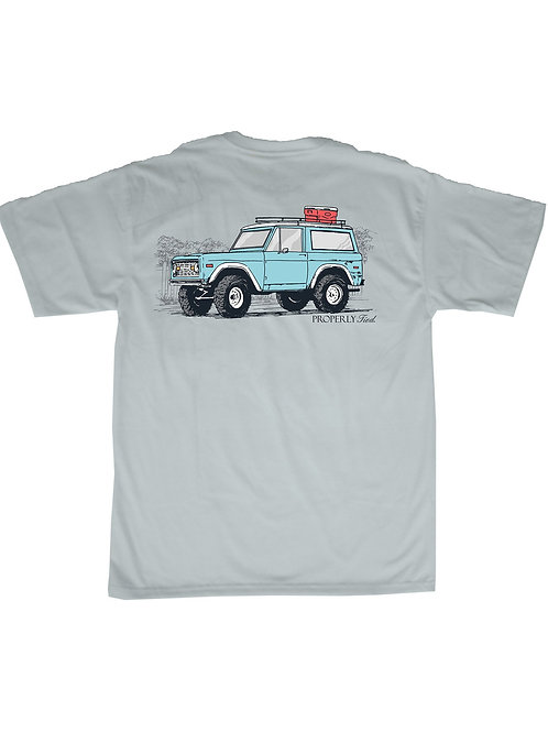 Properly Tied Truck Tee