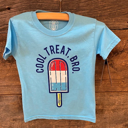 wes & willy cool treat tee