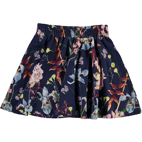 Molo Floral Skirt