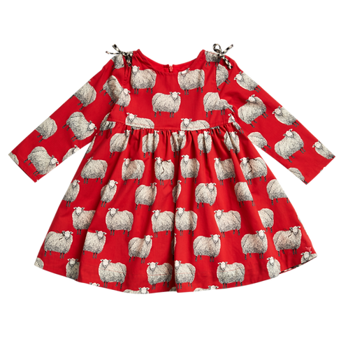 Steph Pink Chicken sheep