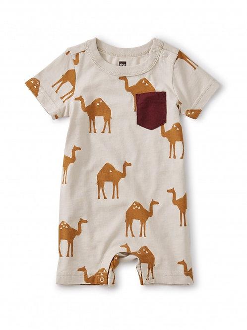 Baby Camel romper