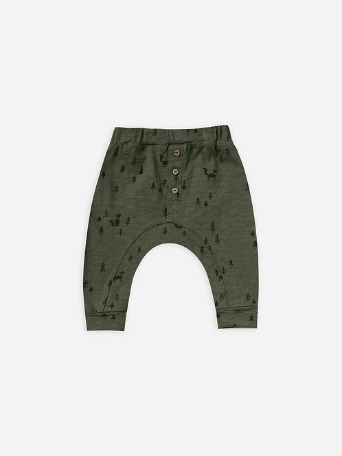 Rylee & Cru Forest Baby Pant