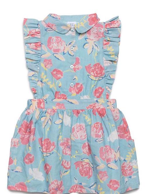 Garden Print Dress