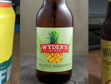 Pineapple Hard Ciders
