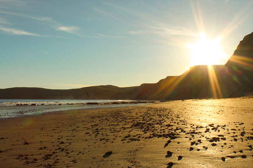 Drakes Beach, Point Reyes National Seashore