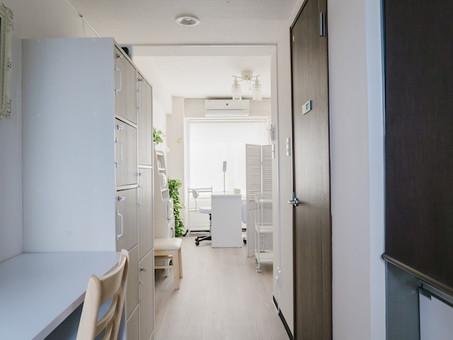 完全個室型のプライベートレンタルサロンオープン