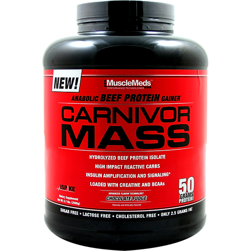 Carnivor Mass 6 lbs