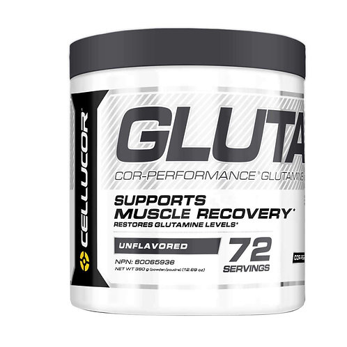 Glutamine Cellucor 72 serv