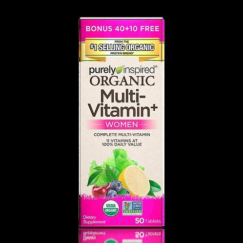 Multi- Vitamin+ 50 caps