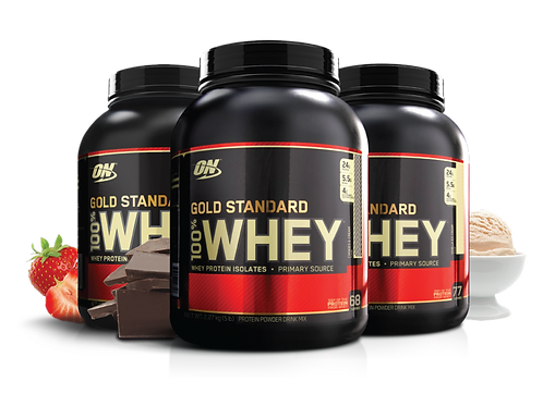 100 % Whey Gold Standard 5 lbs