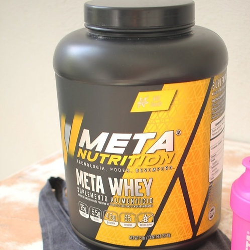 Meta Whey 5 lbs