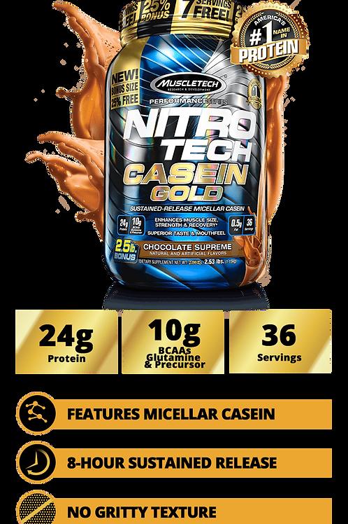 Nitrotech Casein Gold 2.5