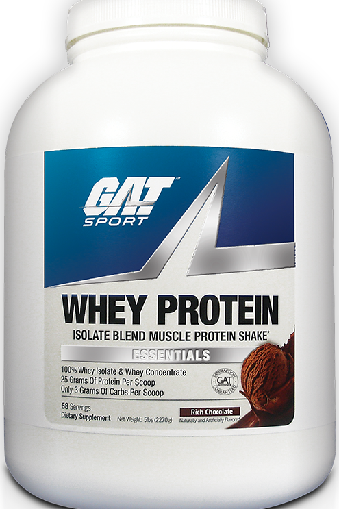 Gat Whey Protein Isolate