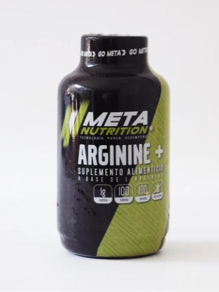 Arginine + Meta Nutrition