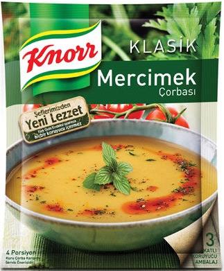Knorr Mercimek Corbasi