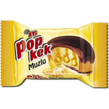 Eti Pop Kek κέικ μπανάνας