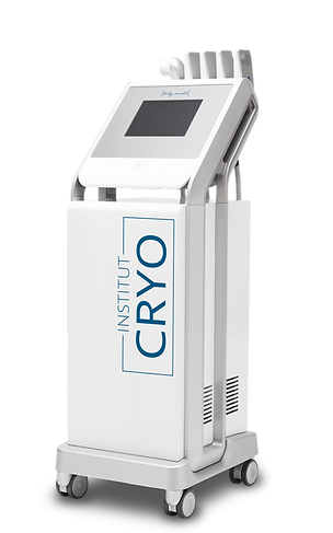 appareil de cryolipolyse de l'Institut Cryo