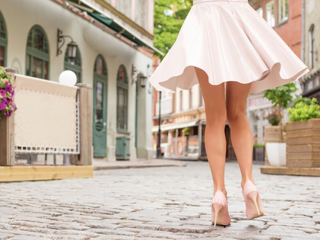 Objectif belles jambes avant l'été !