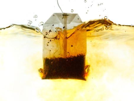 Comment réutiliser ses sachets de thé ?