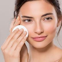 nettoyer sa peau avant une séance de bro