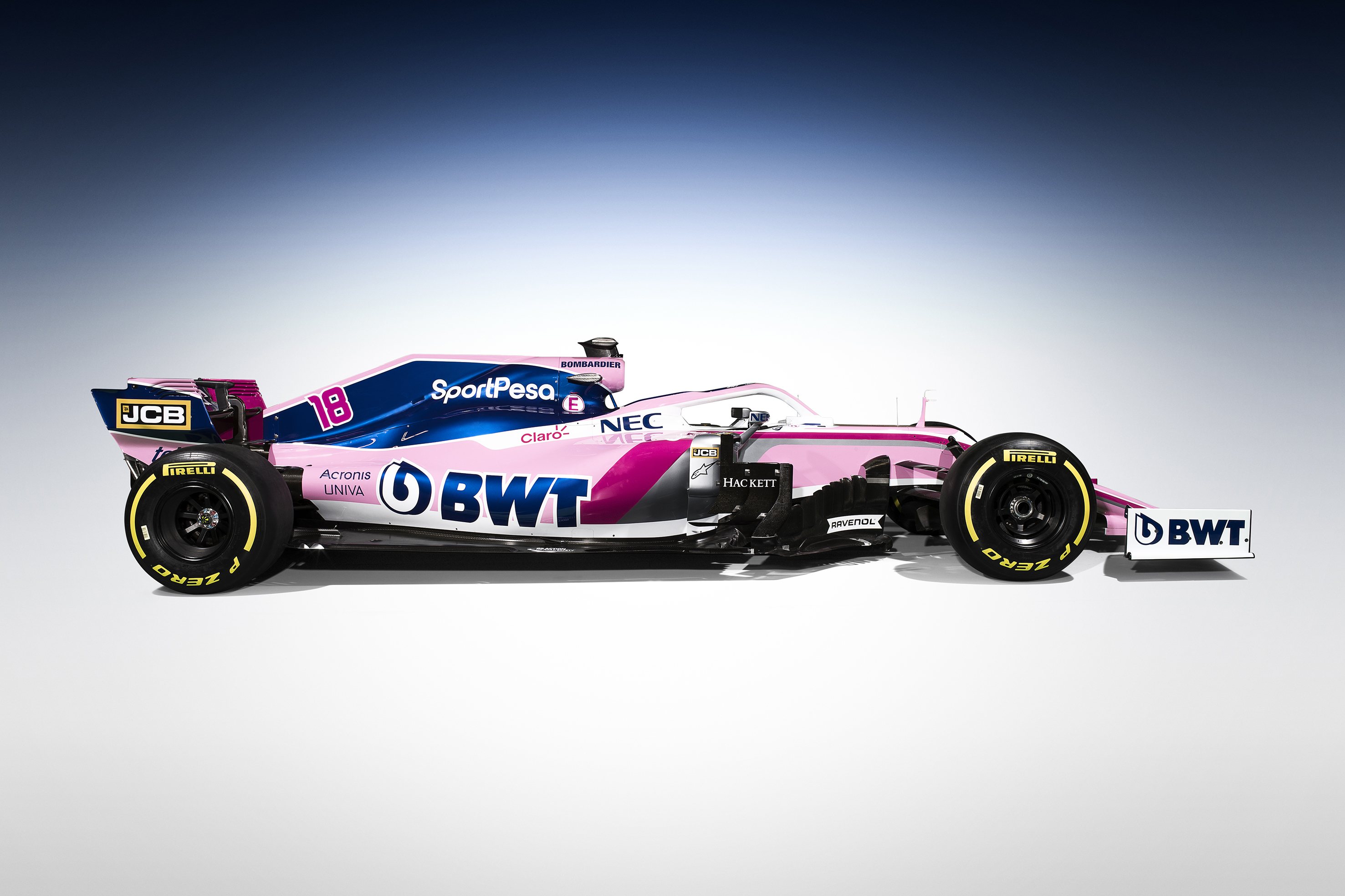 Racing Point 2019 Livery Launch