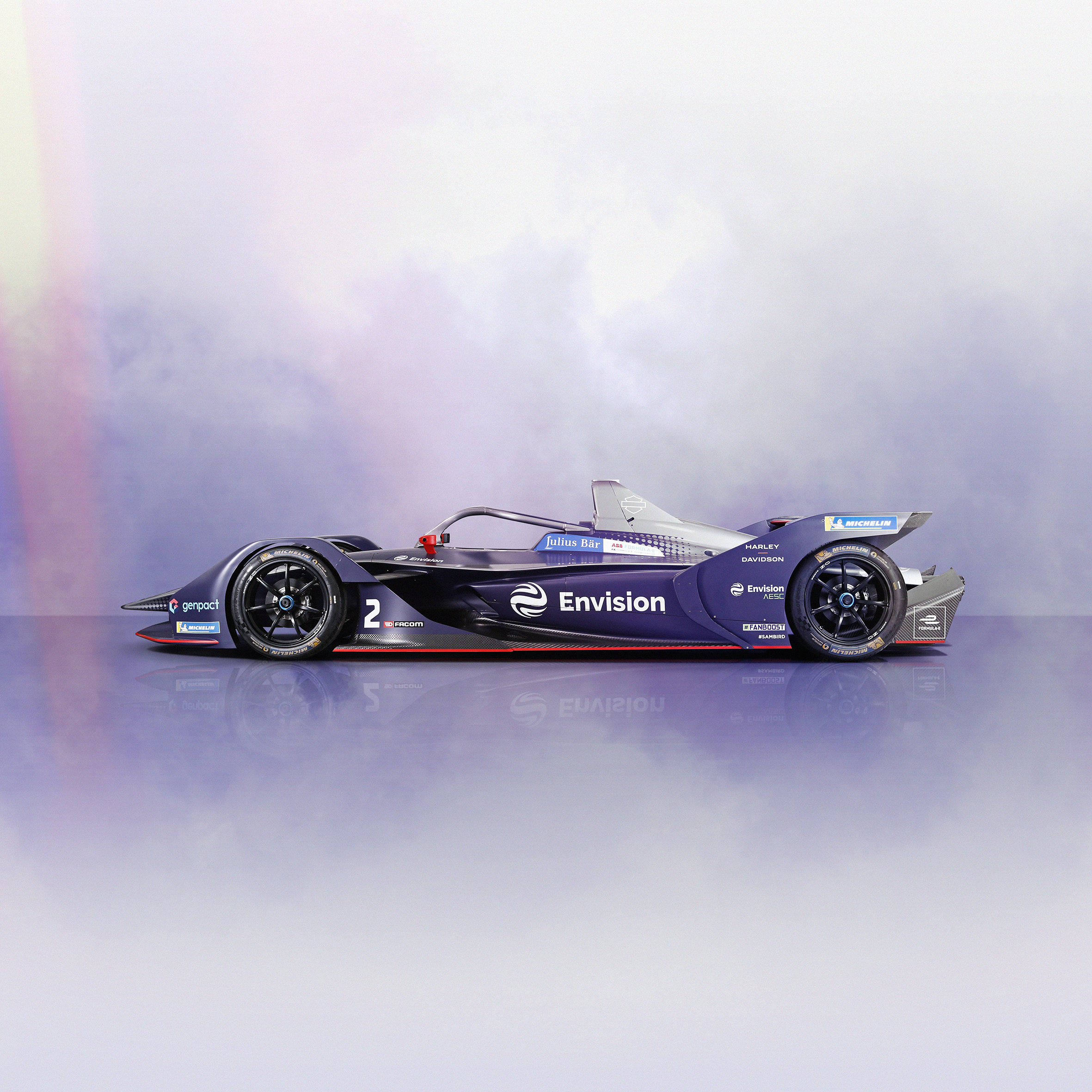 Virgin Formula E Launch