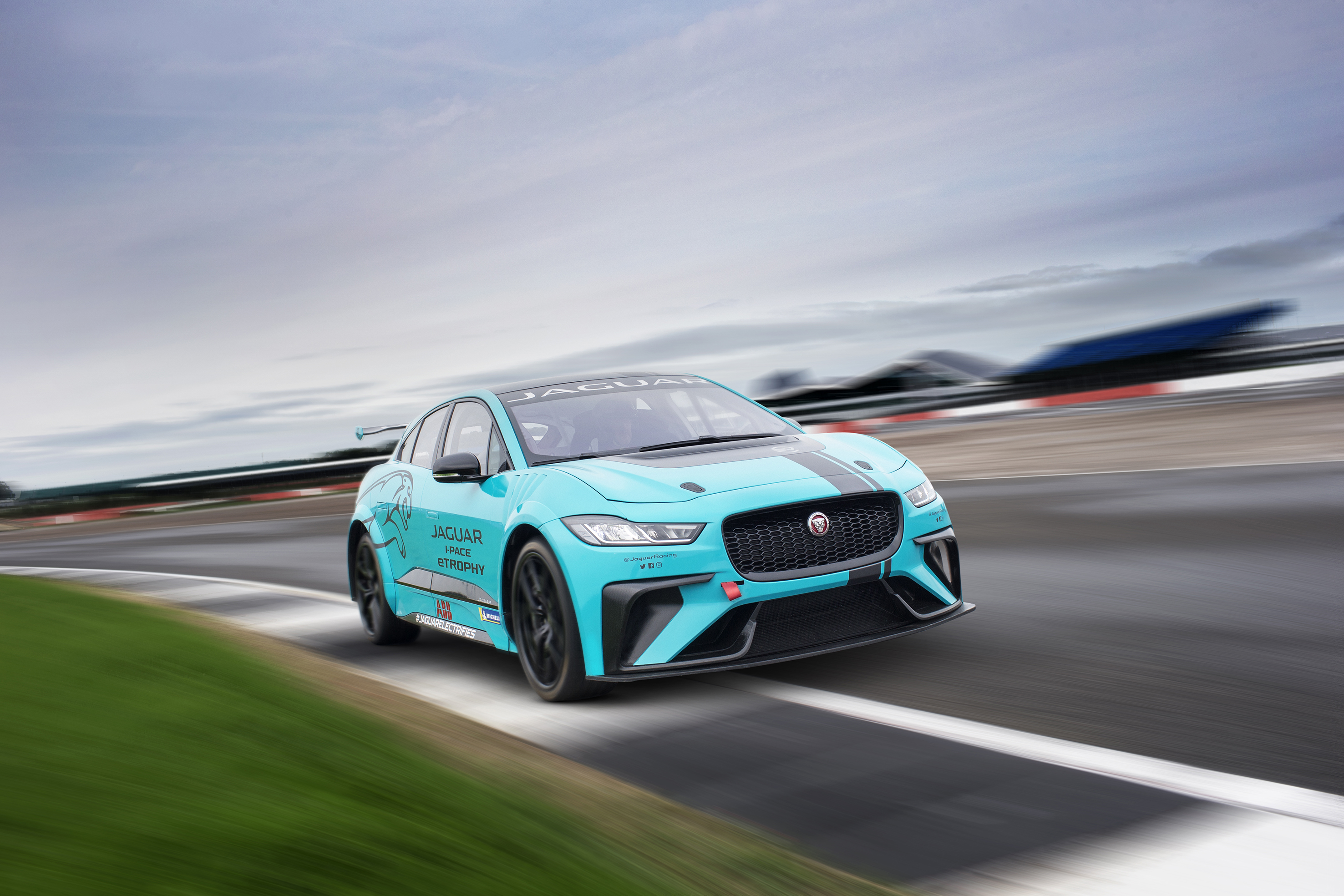 Jaguar ETrophy