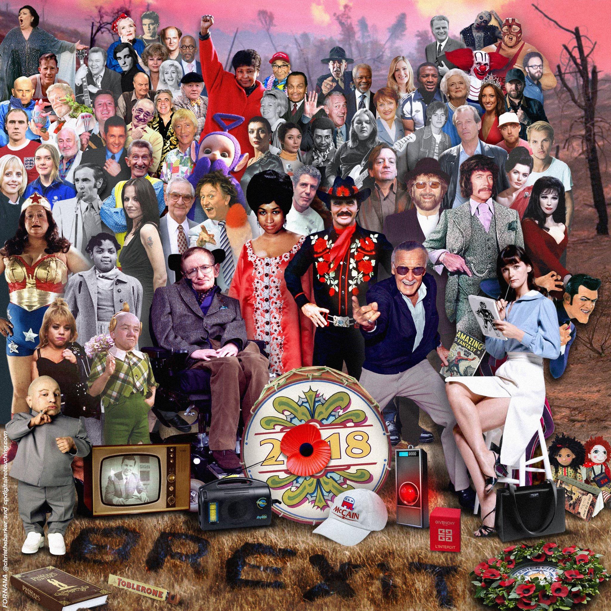 Sgt Pepper 2018