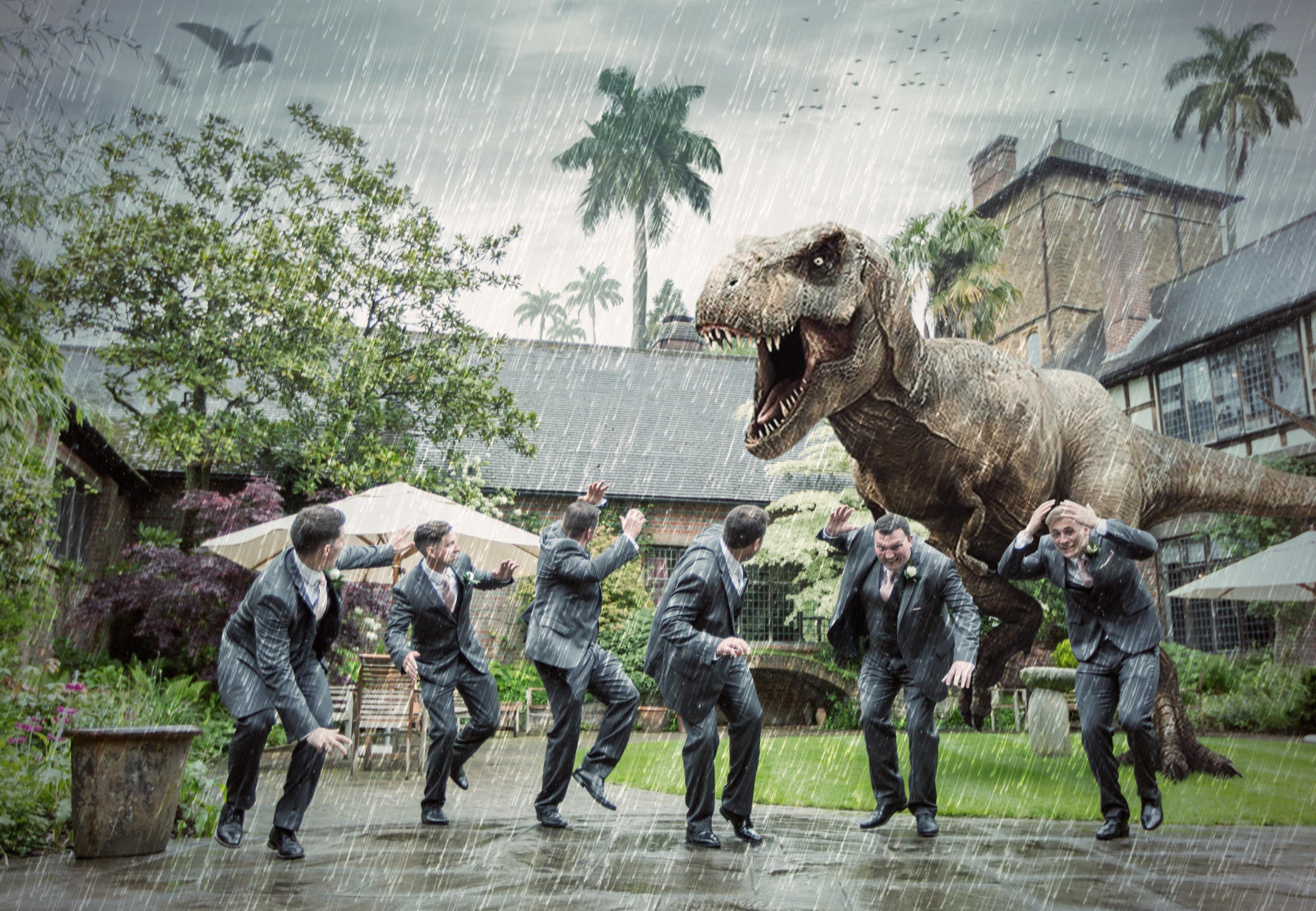 T-Rex Chase