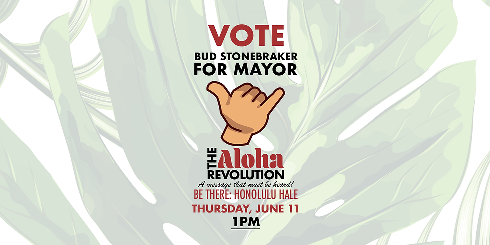 March For Aloha