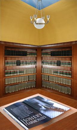 Bookcase & Floor
