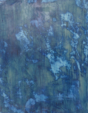 Deconstructed Blue by CEH