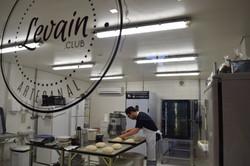 Cozinha Industrial Levain